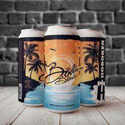 Bodi Blonde Ale with Coconut