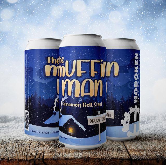 Muffin Man Cinnamon Roll Stout