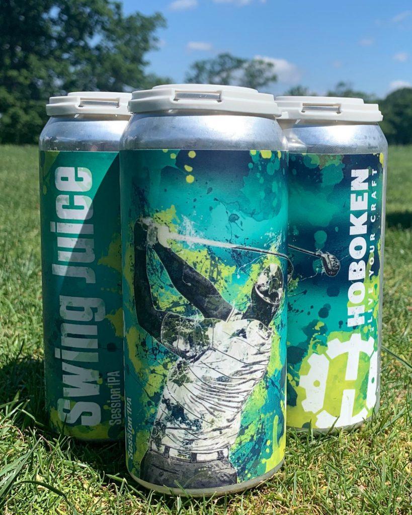 Swing Juice Session IPA Beer